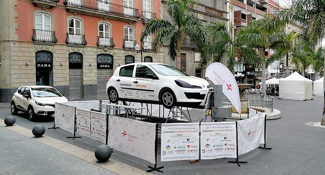 Canarias conduce segura, una apuesta por la seguridad vial