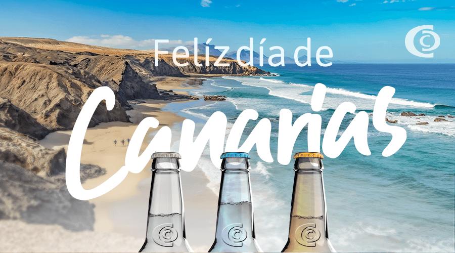 Brindemos con cerveza por el Día de Canarias